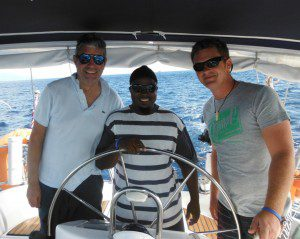 Caribbean RYA Sailing Courses | Bluewater Sailing | Antigua Sailing Week