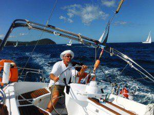 Alex Johnstone | Grenada Sailing Charter